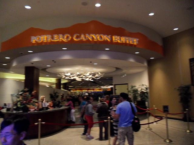 Morongo casino resort buffet