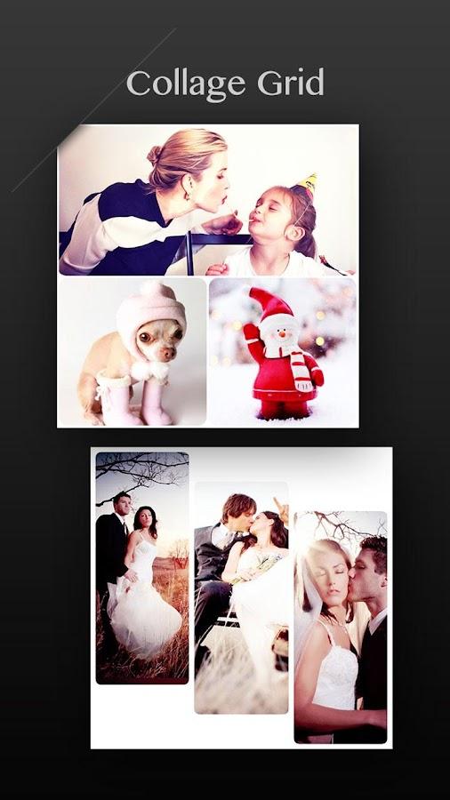 FotoRus - Photo Collage Editor - screenshot