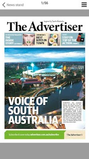 The Advertiser- screenshot thumbnail