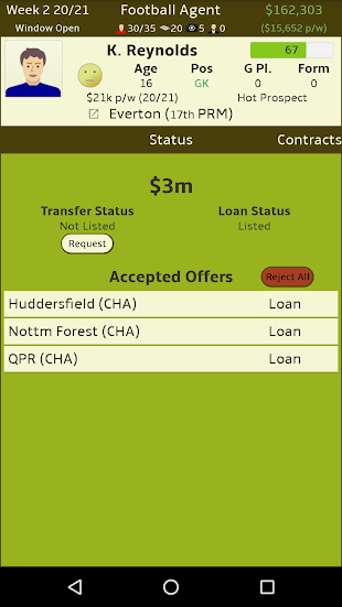 Football Agent- screenshot thumbnail
