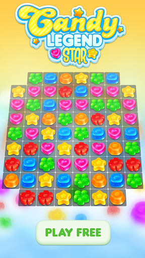 Candy Legend Star 1.0.1 screenshots 5