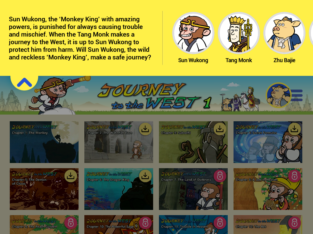Journey to the West 1- screenshot