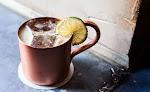 Summer Bourbon Mule