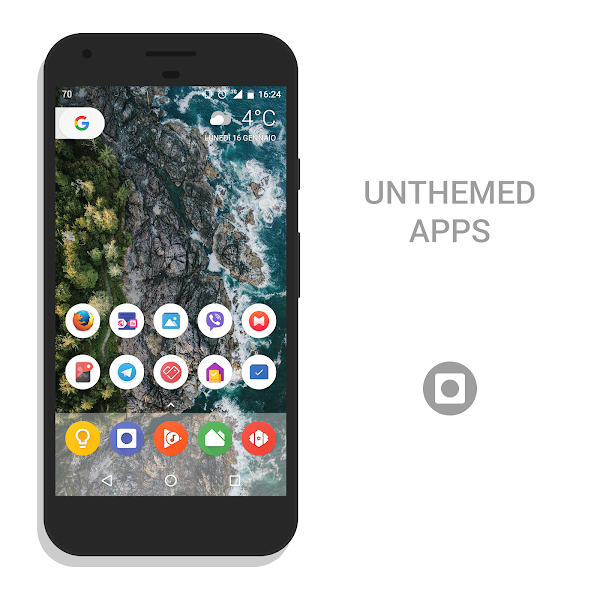 Rounds – Icon Pack v1.3.7