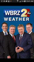 Screenshot of WBRZ WX