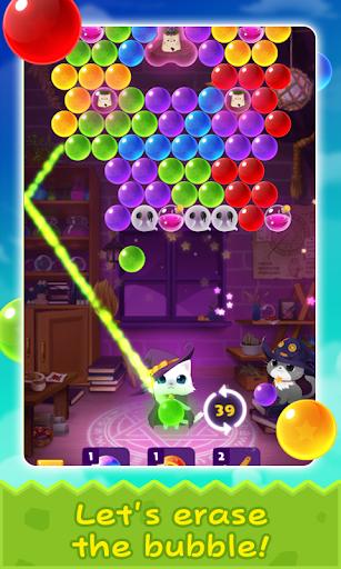 Bubble Cat Worlds Cute Pop Shooter 1.0.15 screenshots 2