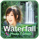 Waterfall Photo Frame Pic Art