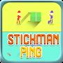 Stickman Ping Pong - A superb ping pong game