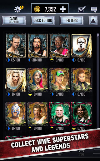 WWE SuperCard u2013 Multiplayer Card Battle Game 4.5.0.4872049 screenshots 9
