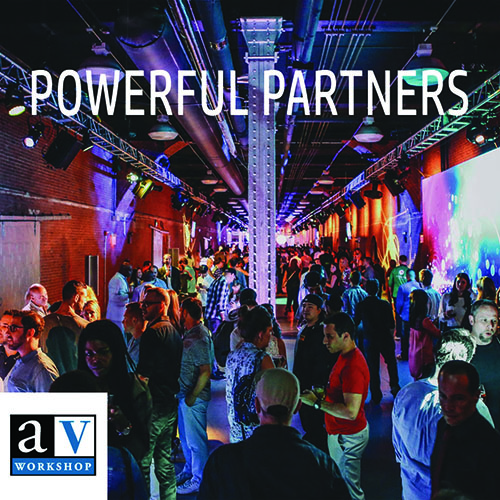 Partner Up with AV Workshop