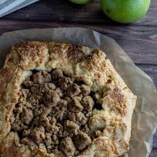 Apple Crumb Crostata