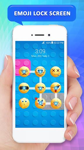 Emoji lock screen pattern 1.2.5 screenshots 11