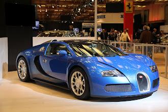 Photo: Bugatti Veyron