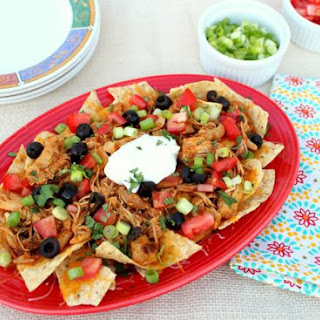 Amy's Chicken Nachos (Electronic Pressure Cooker).
