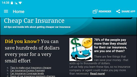 Cheap Car Insurance Get Best Car Insurance Quotes
