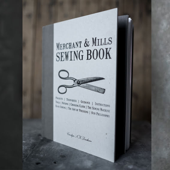 Sewing Book - Sybok med Mönster