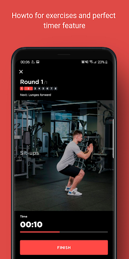 Download My Coach: Free Workouts and exercises trainer 2.5.2 2