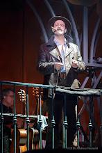 Photo: Wien/ Ronacher: DON CAILLO UND PEPPONE von Michael Schulze, Premiere am 27.1.2017. Mit Frank Winkels. Copyright: DI. Dr. Andreas Haunold