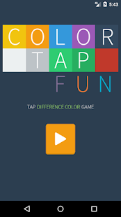 Color tap fun - náhled