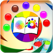 Learning Colors Game for Kids, Toddlers, Babies
