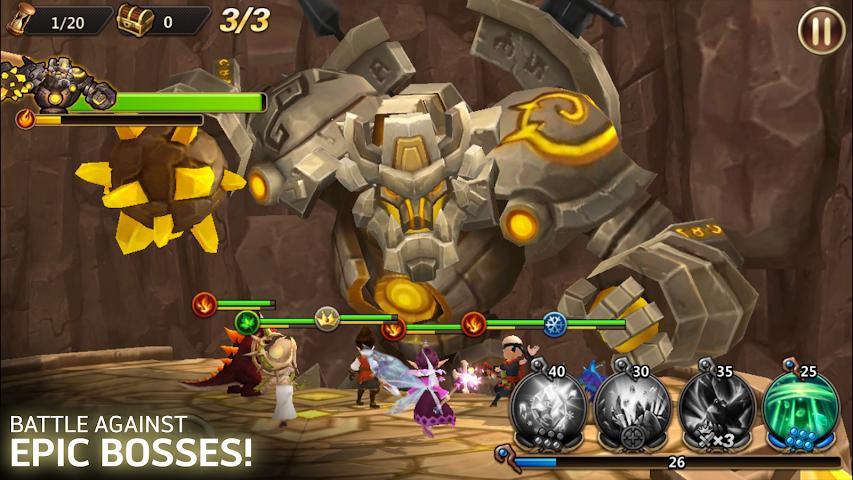 android Shards of Magic Screenshot 10