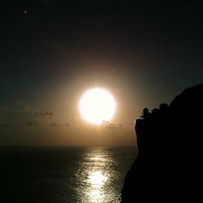 Sunset# by Yudya Daton - Instagram & Mobile Instagram ( uluwatutemple, bali, traveler, holiday, likes, niceview )