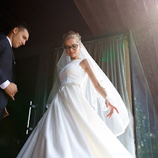 Wedding photographer Sergey Ageev (agsemy). Photo of 08.09.2016