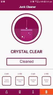 NexApp Cleaner - náhled
