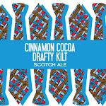 Monday Night Cinnamon Cocoa Drafty Kilt