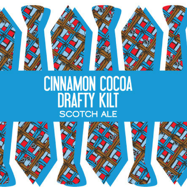Logo of Monday Night Cinnamon Cocoa Drafty Kilt