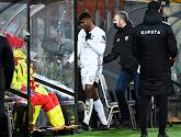 Emmanuel Agbadou (Eupen) prend un match de suspension pour son expulsion face au KV Ostende
