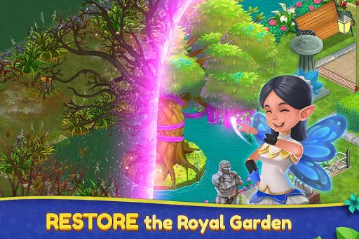 Royal Garden Tales - Match 3 Puzzle Decoration 0.9.5 screenshots hack proof 1