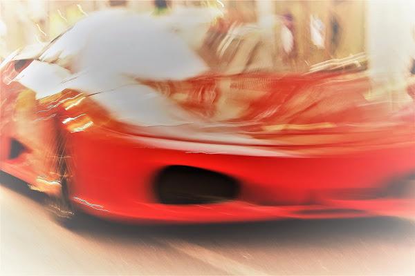 Rosso Ferrari di Gero
