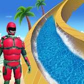 Robot Water Slide Mod