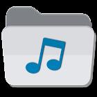 Music Folder Player Full icon