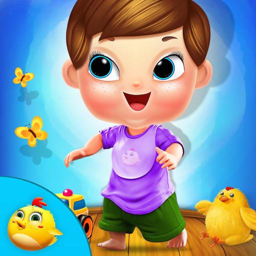 내 작은 아기 첫 단계 休閒 App LOGO-APP試玩