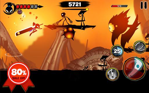 Stickman Revenge 3: League of Heroes  16