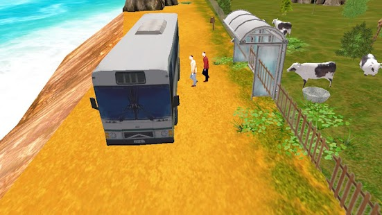 Hill-Bus-Driver