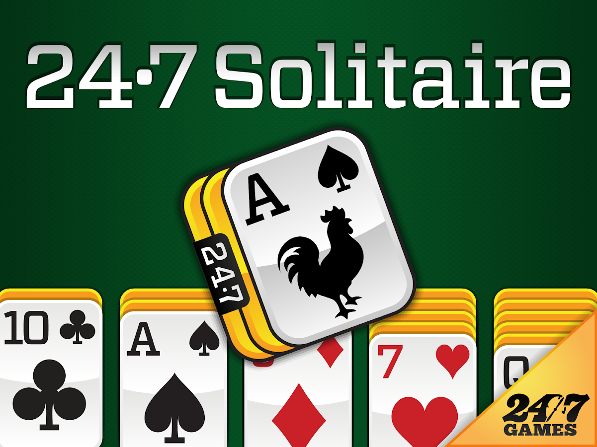 247 Solitaire + Freecell PRO- screenshot