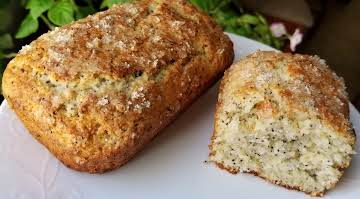 Lime Poppy Seed Bread / Muffins