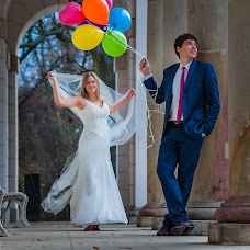 Wedding photographer Piotr Wojcik (umbrellastudiou). Photo of 21.04.2015