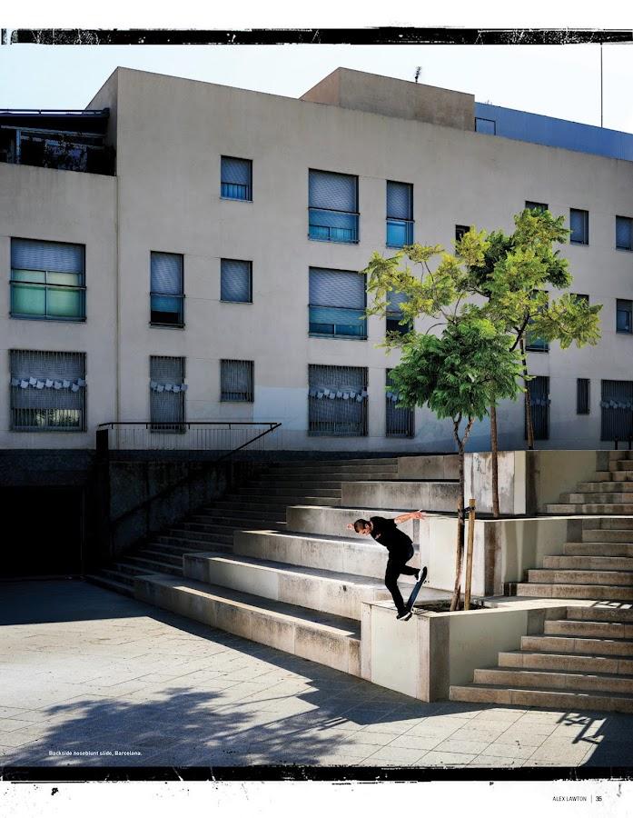 Slam Skateboarding- screenshot