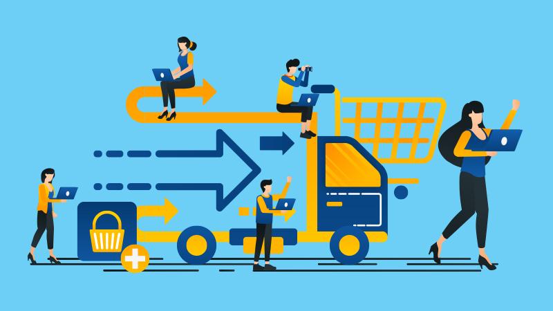 Nền tảng hoạt động của doanh nghiệp logistics