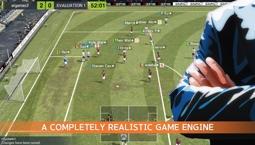 DREAM SQUAD 2 - Football Club Manager 1.1.8 screenshots 8