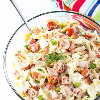 Bacon Pasta Tuna Recipes.