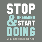 Mens health workout plan