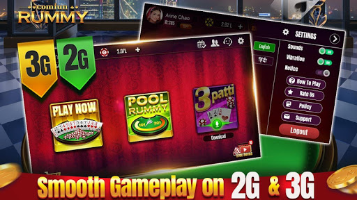 Indian Rummy Comfun-13 Card Rummy Game Online modavailable screenshots 7