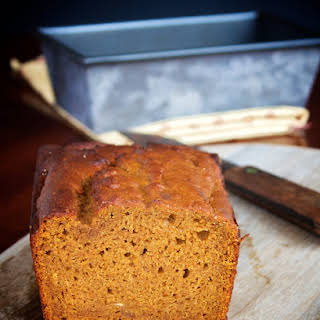 Spiced Pumpkin Bread.