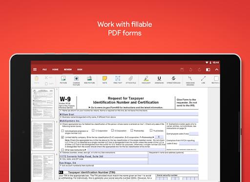 OfficeSuite Pro + PDF (Trial)  Wallpaper 23