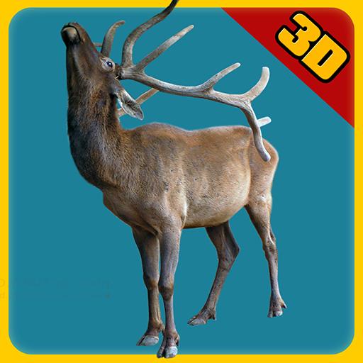 Deer Hunting Target Shooter